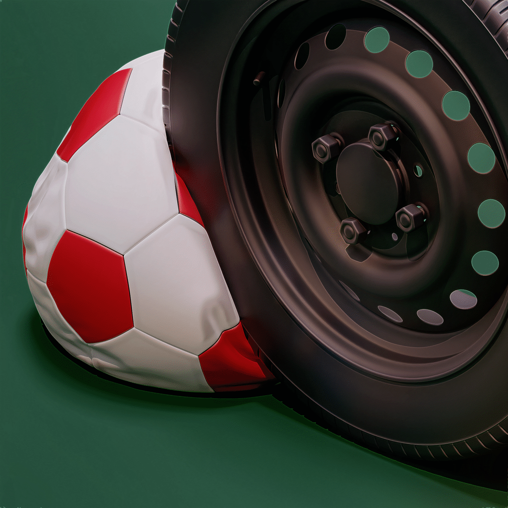 Cover Image for Ball and Tire