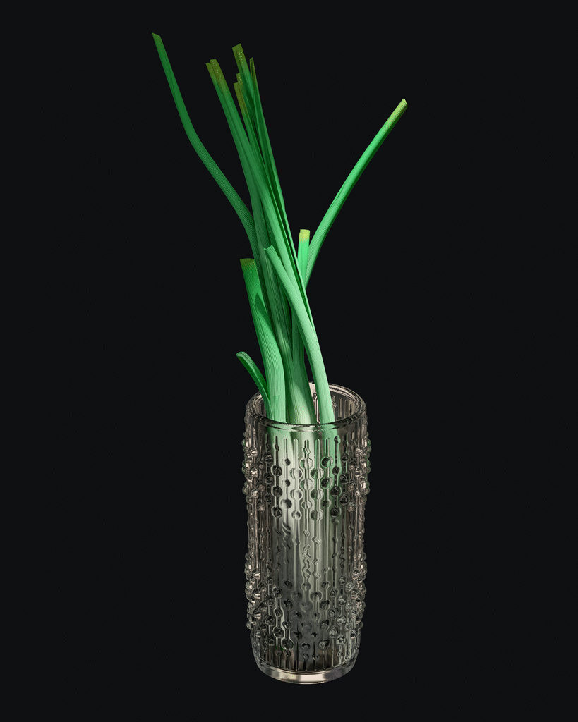 Cover Image for Scallion Vase